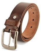 Razo genuine leather belts for men and women